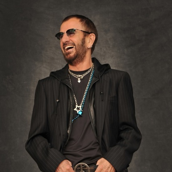 RINGO STARR Beautiful Day Media