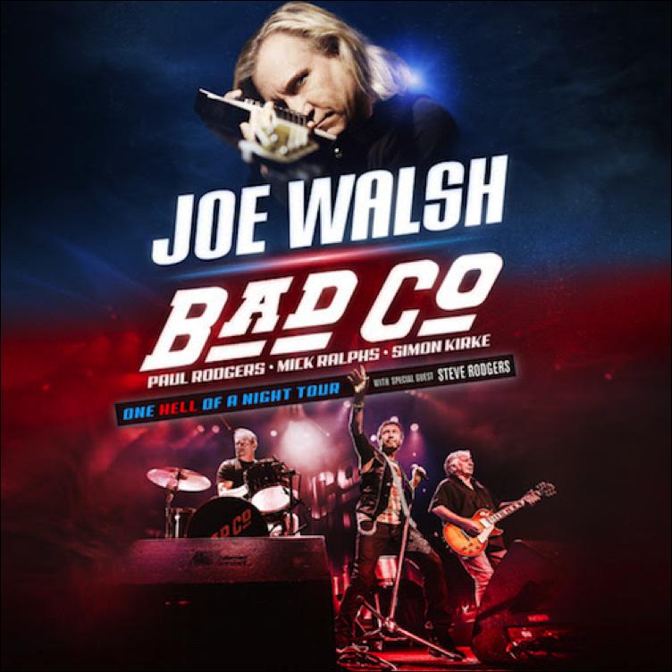 Joe Walsh and Bad Co