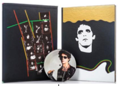 Lou Reed & Mic Rock